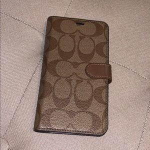 Coach Phone Case iPhone XR